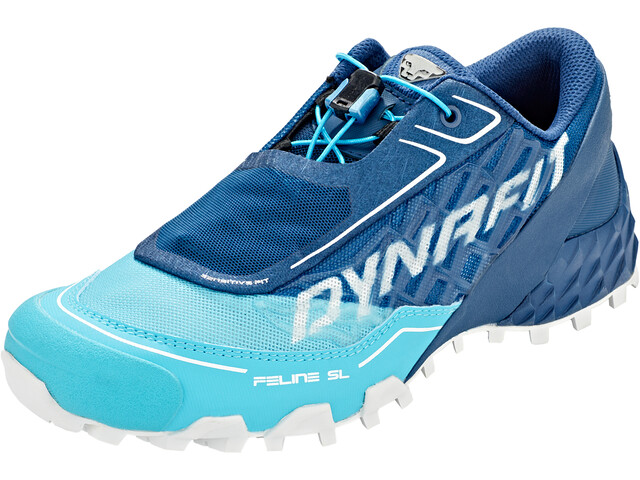 Dynafit Feline SL Shoes Women poseidon/silvretta